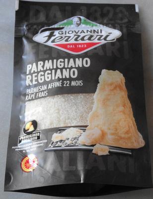 Parmigiano Reggiano AOP râpé (28% MG) - 70 g - Giovanni Ferrari - Product