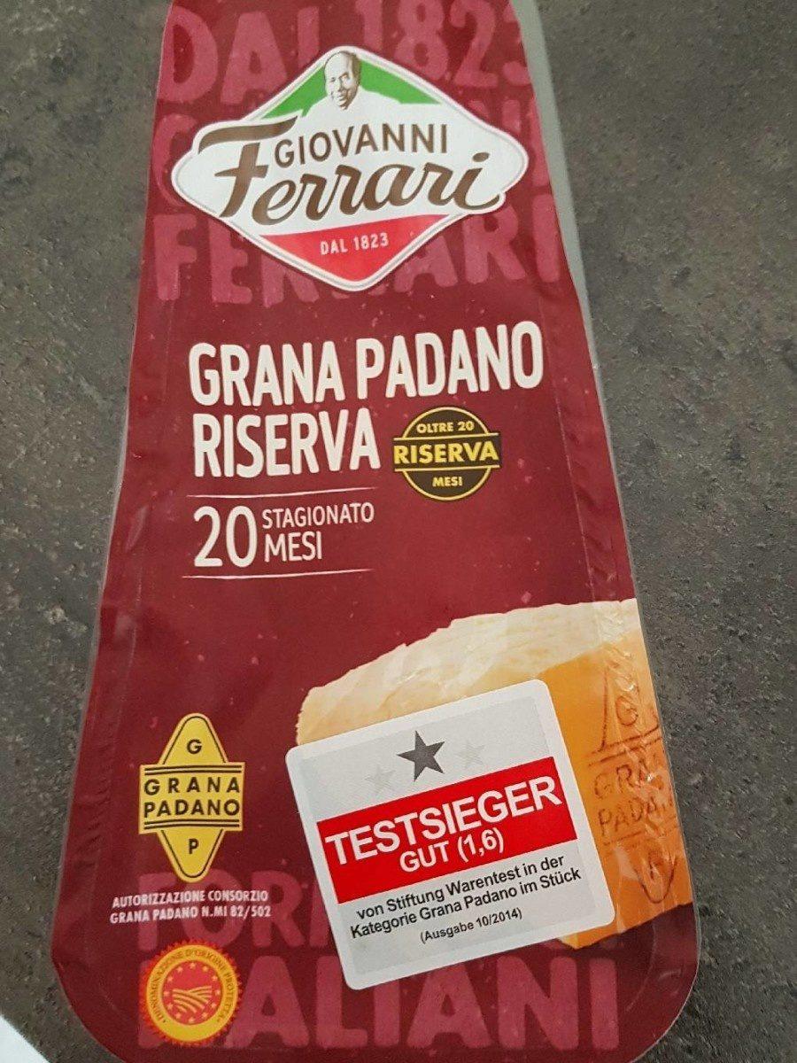 Grana Padano Riserva 20 Mesi - Produit - fr