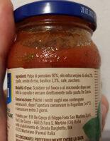 I sughi De Cecco Sugo con Basilico - Ingredients