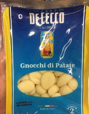 Gnocchi di patate - Product
