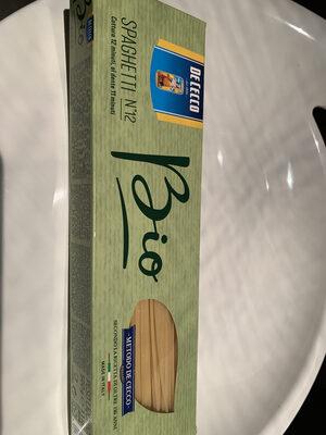 Spaghetti N12 Bio - Product