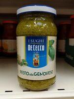 Pesto alla Genovese - Produkt - fr