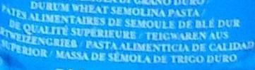 Linguine n° 7 (Al dente 10 min) - Inhaltsstoffe