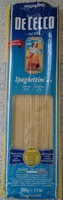Spaghettini n°11 - Product - fr