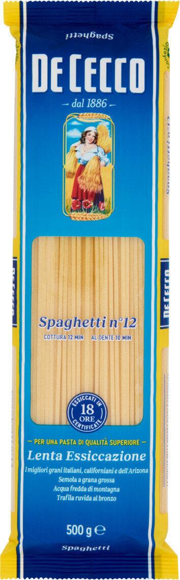 Spaghetti n°12 - Producto - en