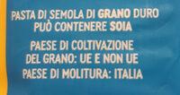 Spaghetti n° 12 - Ingredienti - it