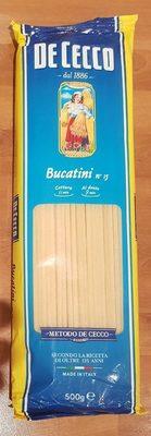 Bucatini n15 - Product