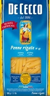 Penne rigate nº 41 - Producto