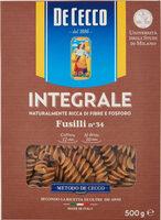 Integrale fusilli n° - Product - fr