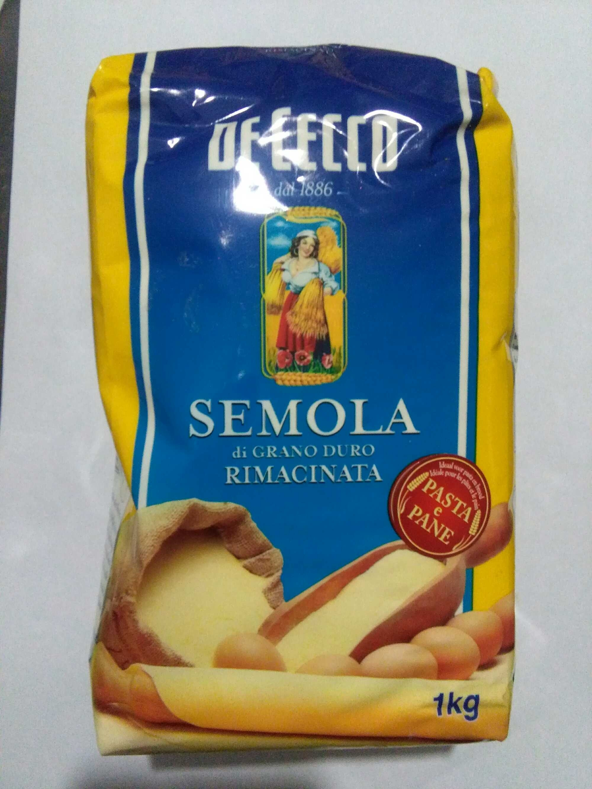 Sémola de trigo duro - Product