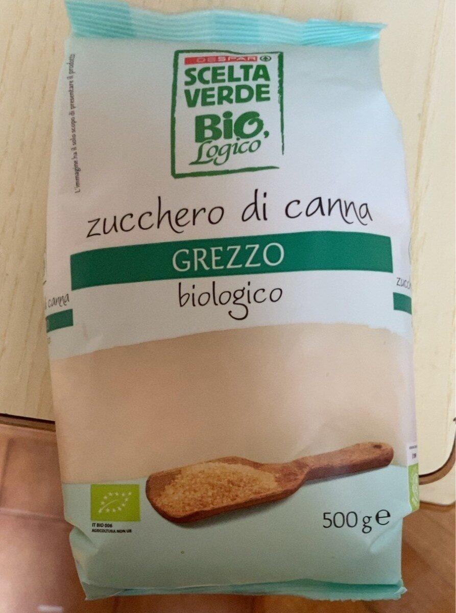 Zucchero di canna grezzo biologico - Product - it
