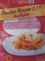 Pecorino Romano DOP Grattugiato - Product - fr