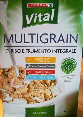 Cereales multigrain classico - Produit