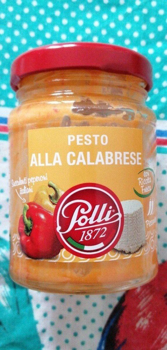 Pesto alla calabrese - Produit - it