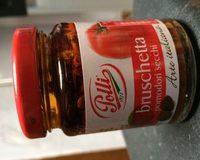 Bruschetta - Ingredients