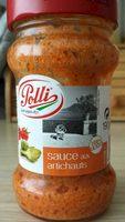 Sauce aux artichauts - Produit - fr