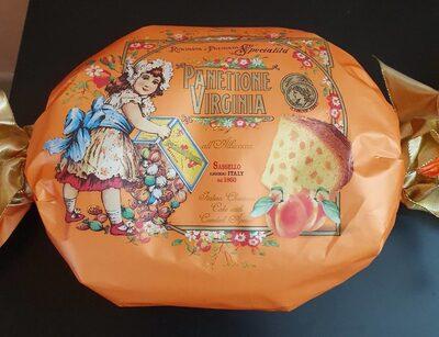 Panettone aux abricots - Produit