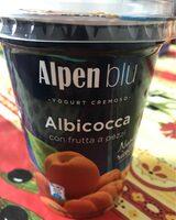 Yogurt cremoso con albiccoca - Product