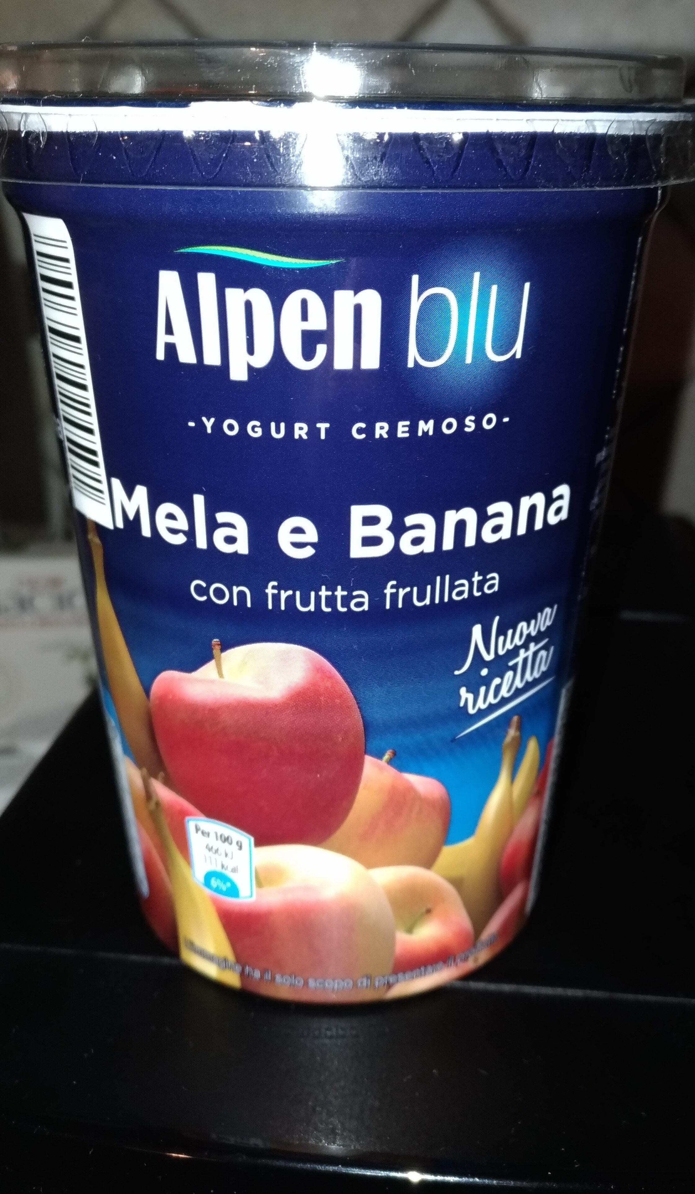 Alpen blu - Product