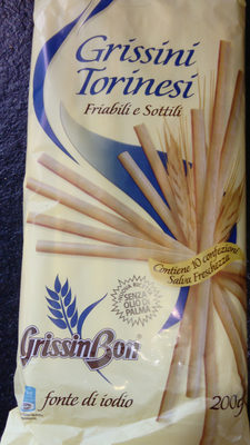 Grissini Torinesi - Producto - fr