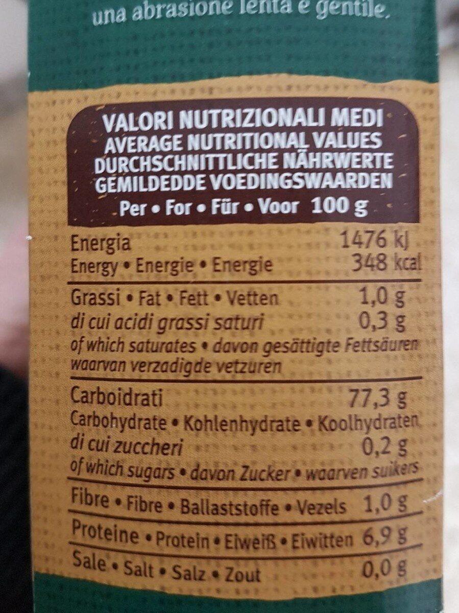 Riso Carnaroli Gallo - Nutrition facts - en
