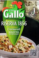 Riz long pour Risotto Gallo - Prodotto - fr