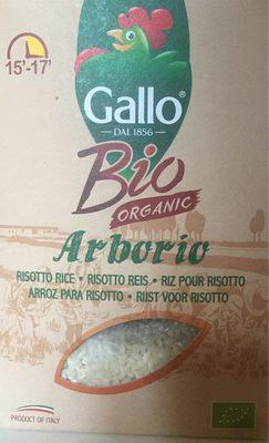 Gallo Organic Arborio Risotto Rice - Produit - fr