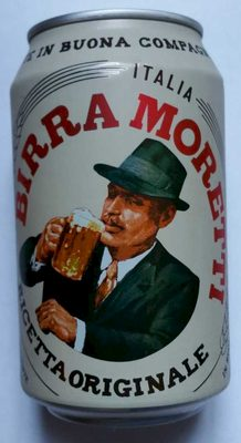 Birra Moretti Ricetta Originale - Product
