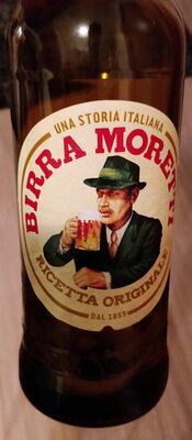 Birra Moretti - Product