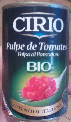 Bio Polpa Tomatenstücke - Produit