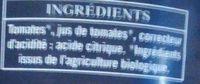 Bio Polpa Tomatenstücke - Ingrédients