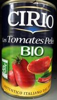 Les Tomates Pelées bio - Product - fr