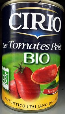 Les Tomates Pelées bio - Product