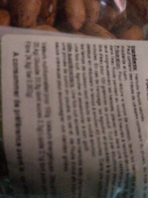 haricots borlotti - Ingredients - it