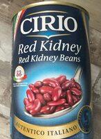 Red Kidney Bohnen - Prodotto - de