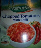 Sauce tomate épicée - Informations nutritionnelles - fr