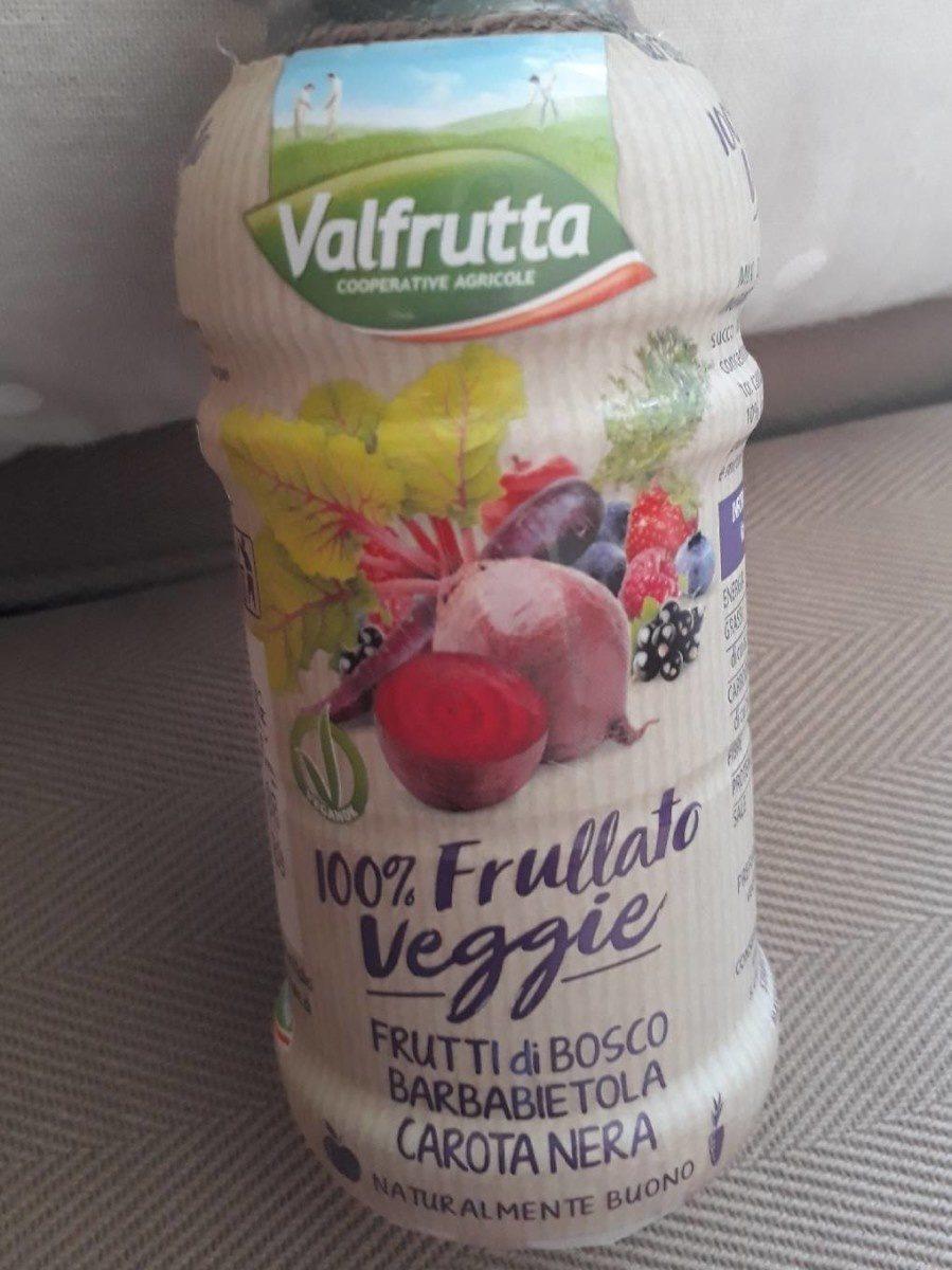 100 ℅ Frullato Veggie - Produit - fr