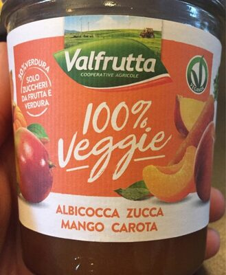 100% veggie - Product - fr
