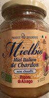 Mielbio Miel Italien de Chardon Biologique - Product