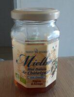 Miel italien de châtaignier Mielbio - Produit - fr