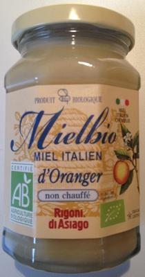Mielbio d'Oranger - Produit