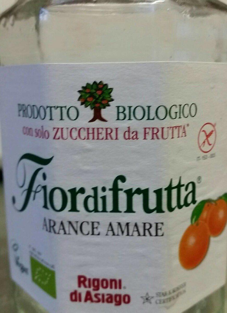 Confiture D'oranges Ameres Bio 260GR - Produit - fr