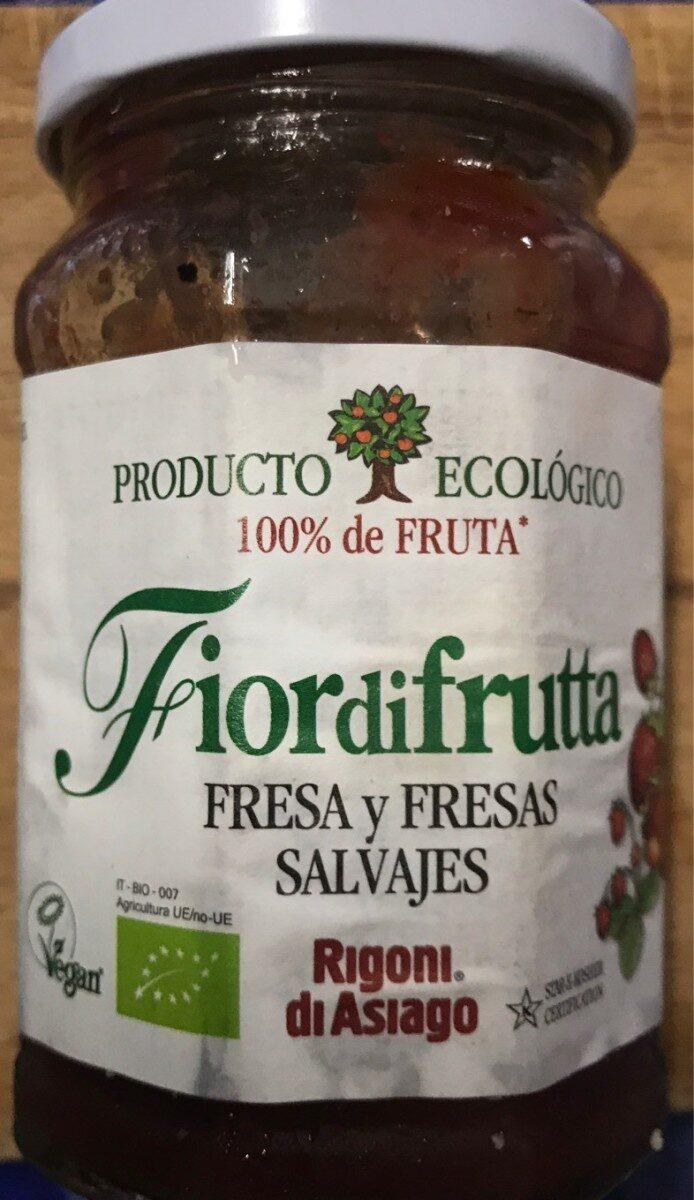 Mermelada fresa y fresas salvajes - Producto