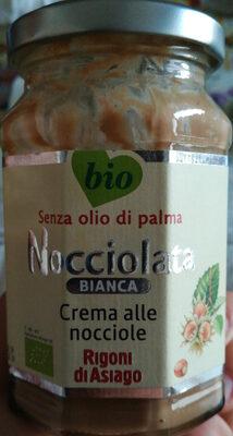Nocciolata bianca - Prodotto - it