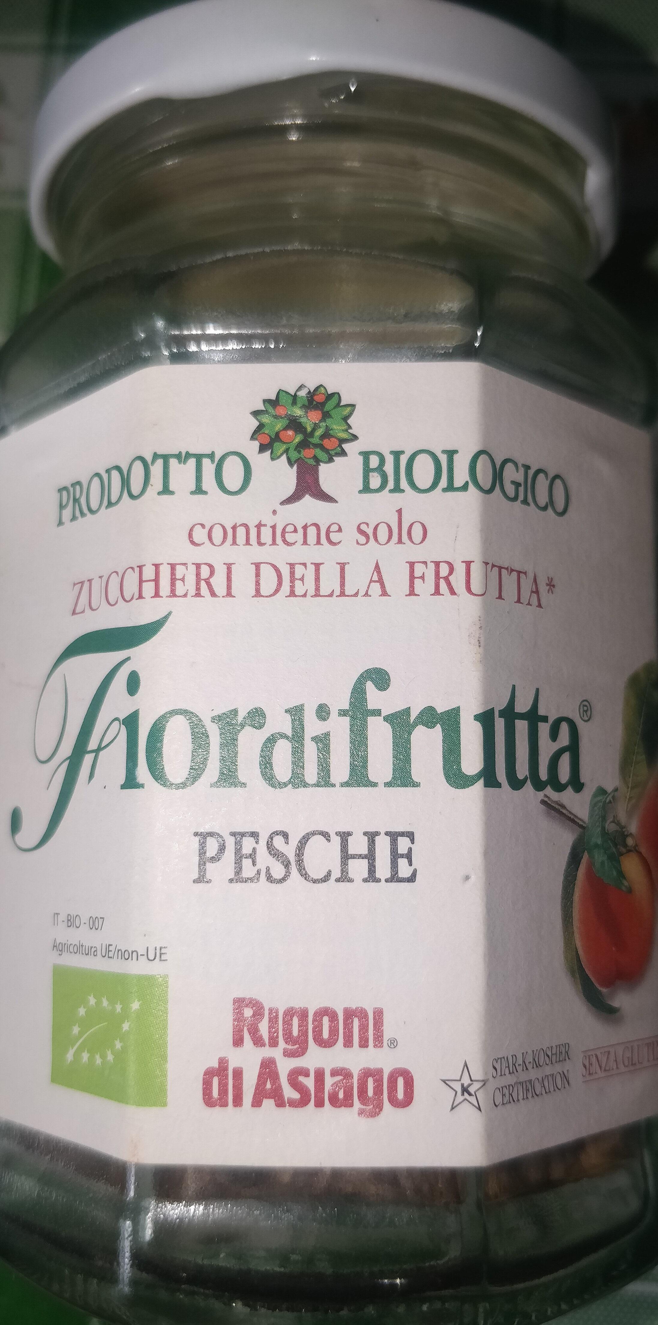 Fiordifrutta pesche - Product - it