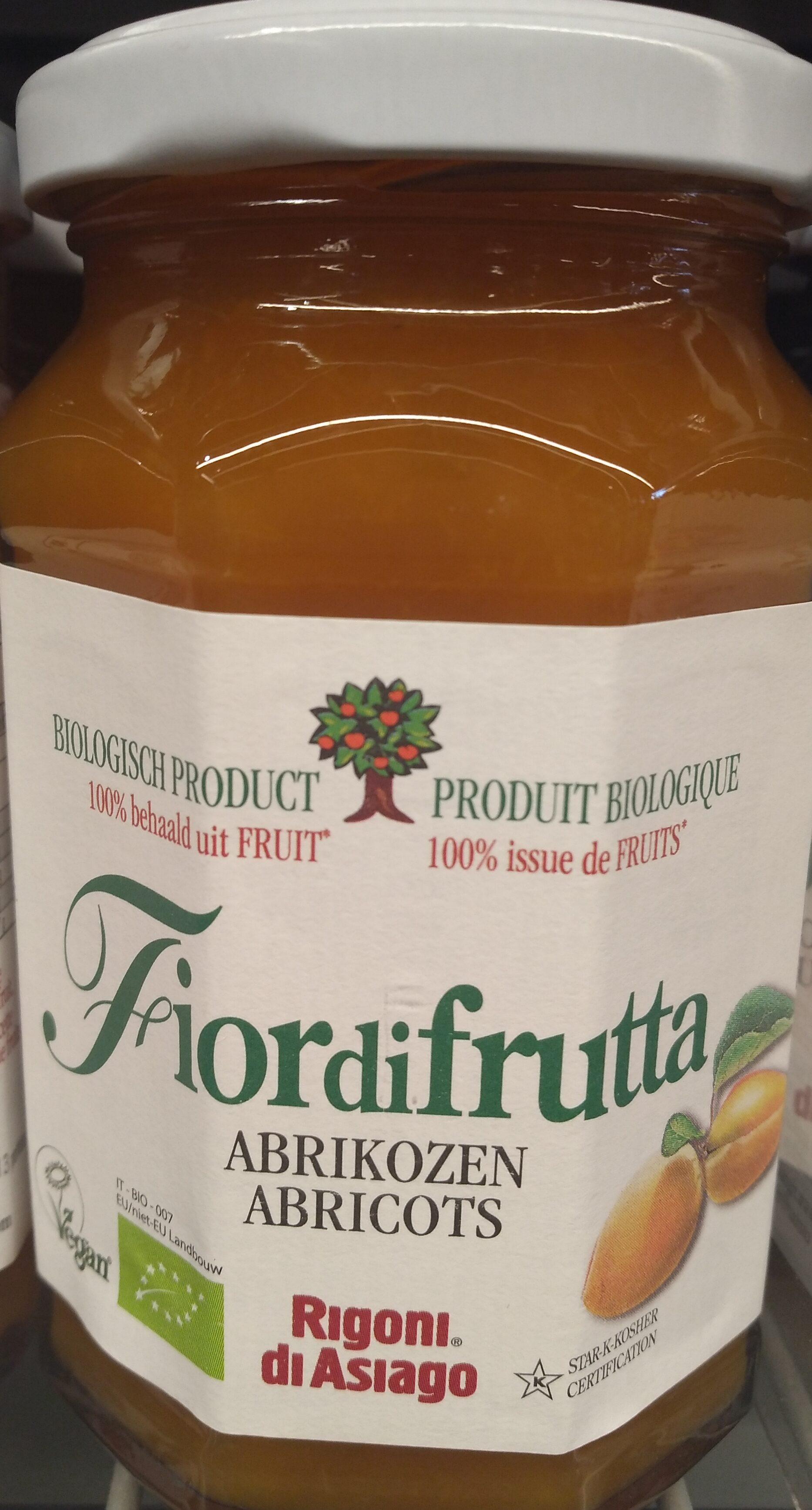 Fiordifrutta abricots - Product - nl