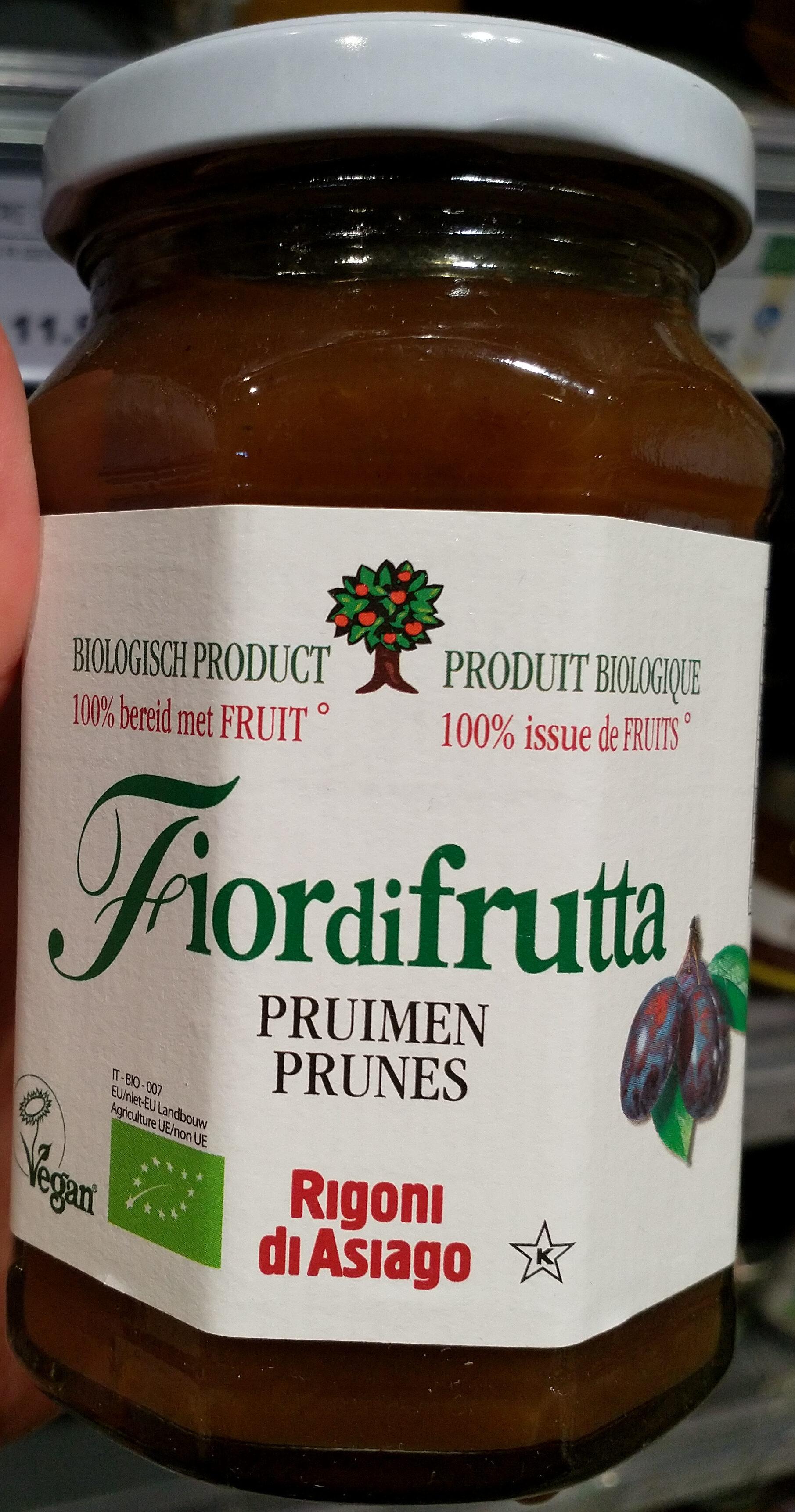Confiture de prune - Product - fr