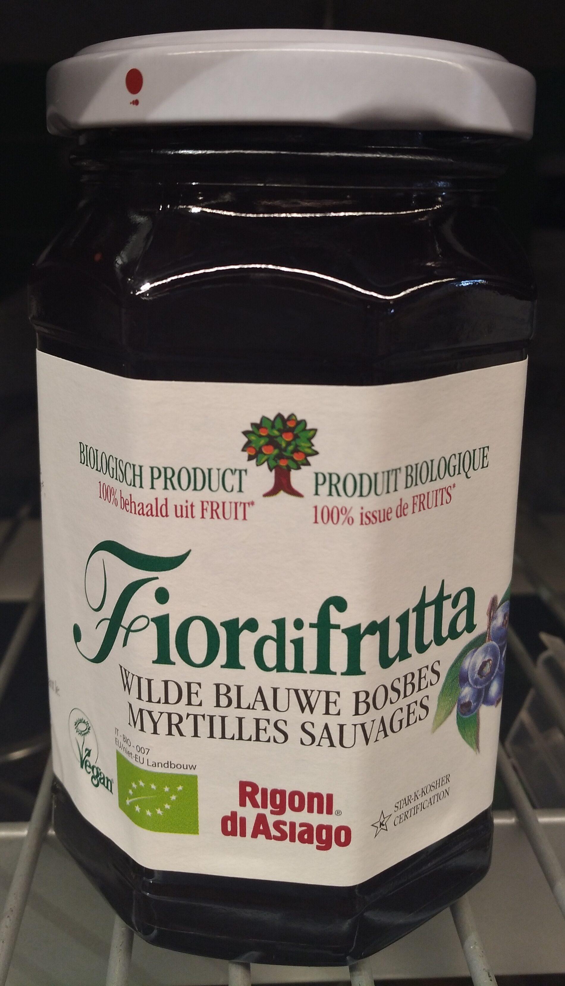 Fiordi di frutta - Product - en