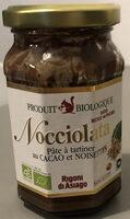 Nocciolata Pâte à tartiner au cacao et noisettes - Produit - fr