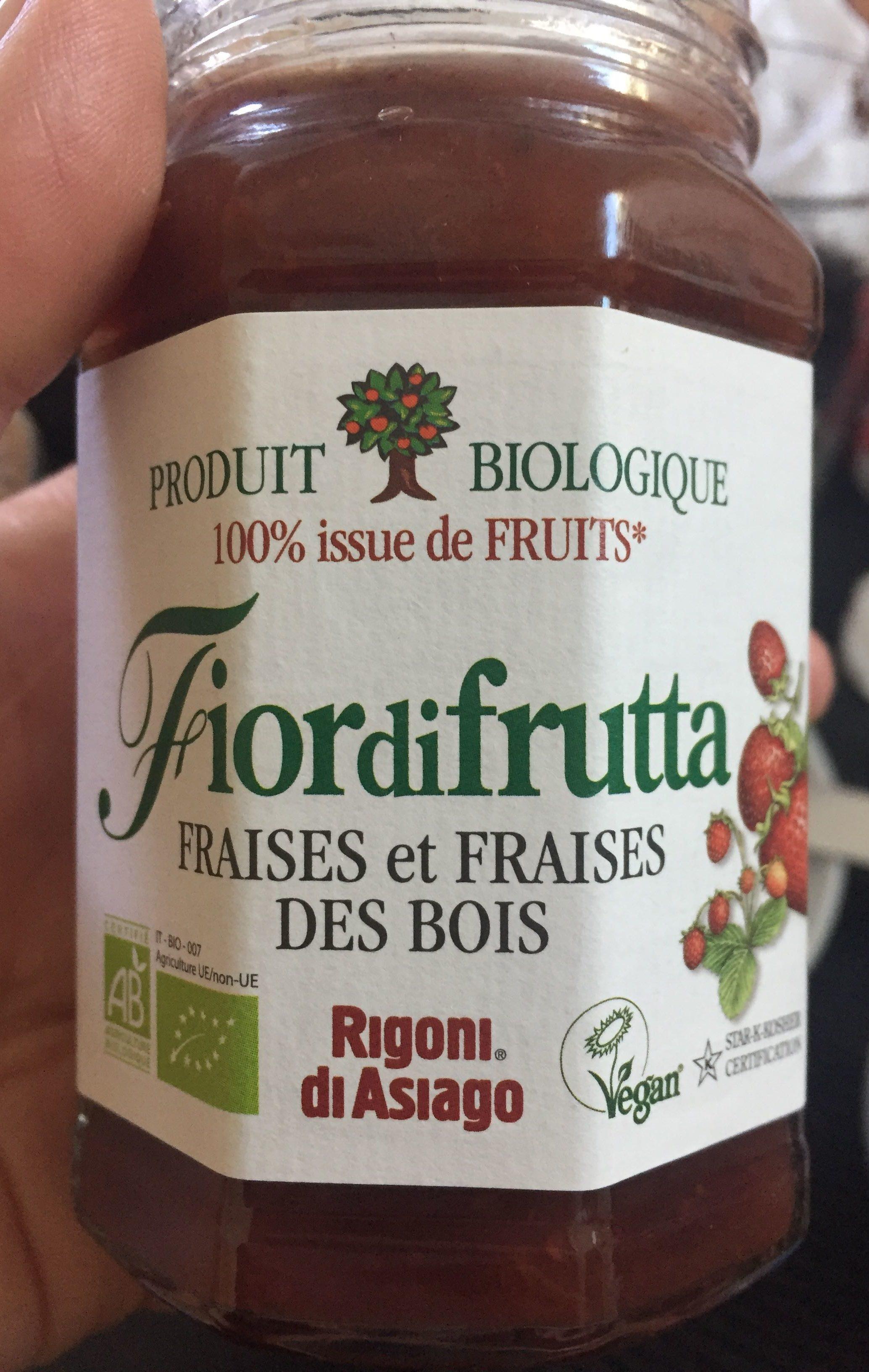 Fiordifrutta - Fraises des Bois - Prodotto - fr
